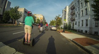 Washington DC - Segway Tour