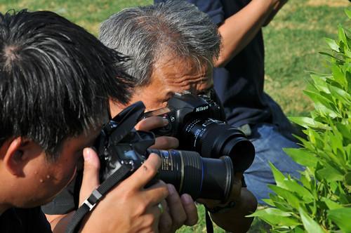 shooting macro