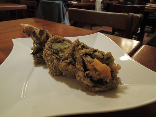 Minako Tempura Sushi