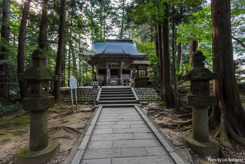 Chuson-ji en Hiraizumi-7