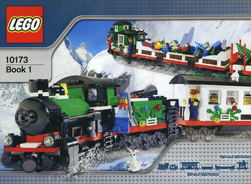 10173 Holiday Train