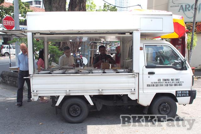 Jalan Burma Food Truck