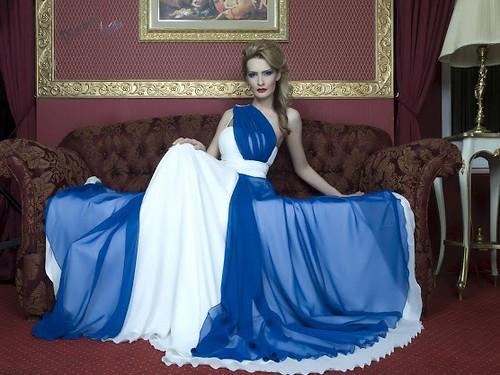 Fashion designer Vera Radanovic