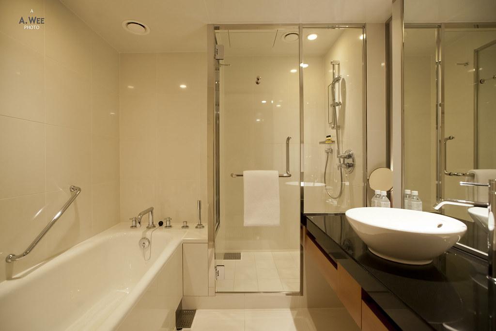 View Deluxe Bathroom