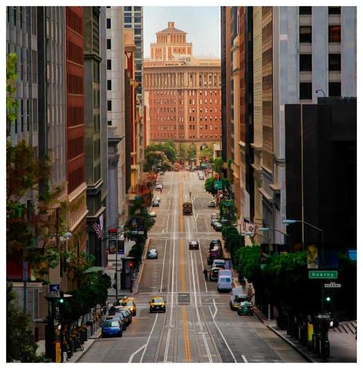 California Street - San Francisco - 2009