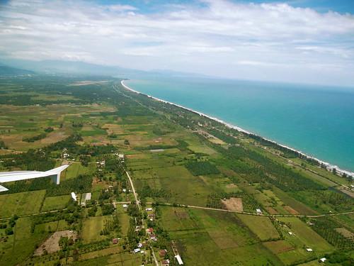 Padang - Aeorial View