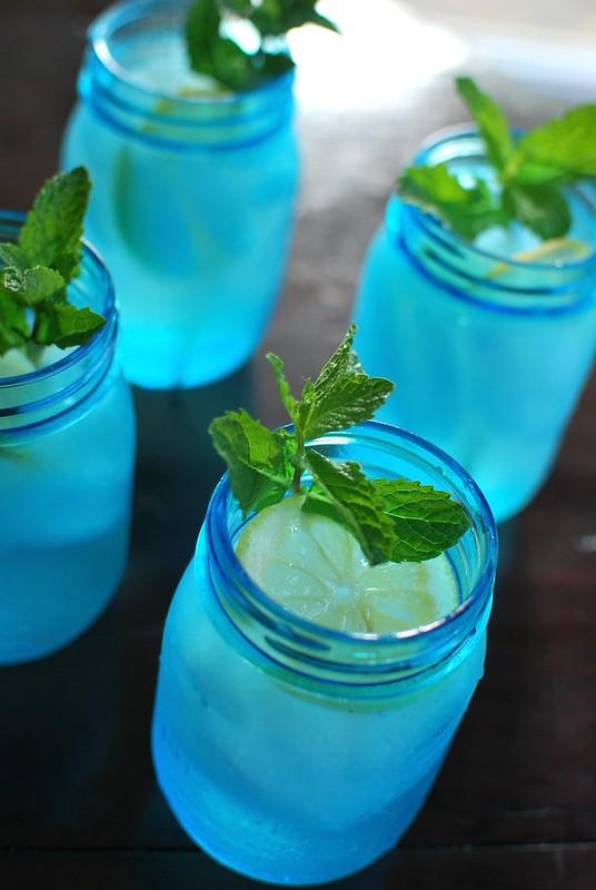 Sparkling Hard Lemonade