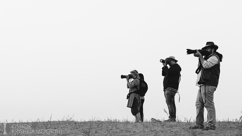 Photographers at Pushkar Mela 2013