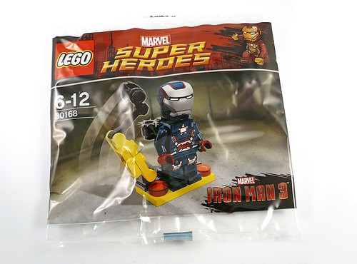 LEGO Marvel Super Heroes Game 30168 a