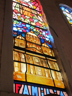 baguio cathedral stained glass