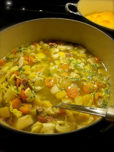 Kjötsúpa — Icelandic Lamb Soup
