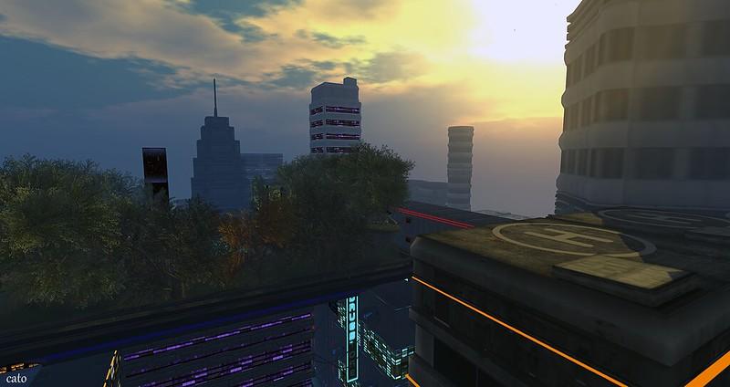 Metropolis - III