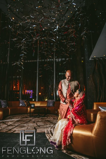 Serena & Saifur's Nikkah | W Hotel Downtown Atlanta | Atlanta Bengali Muslim Wedding Photographer