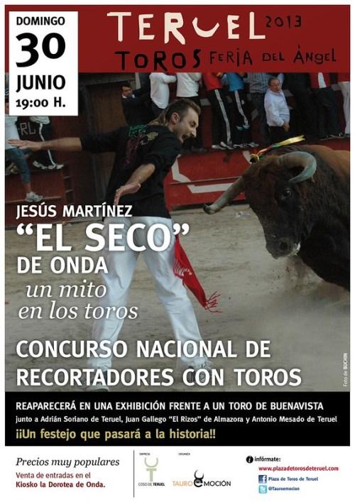 El Seco Recortes 2013