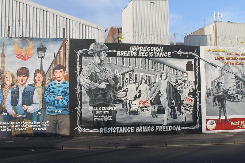 Viajar en fin de año: Belfast
