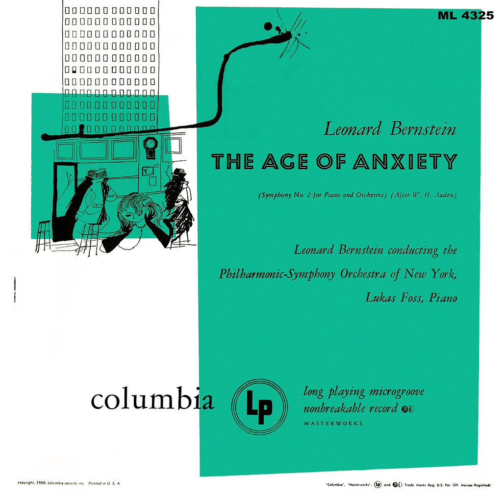Leonard Bernstein - Symphony No. 2 The Age of Anxiety