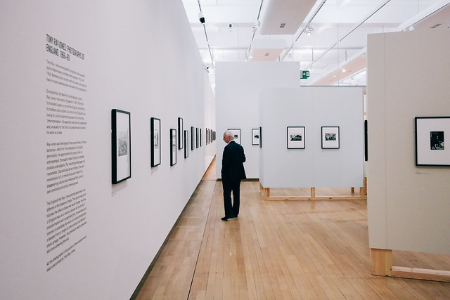 Martin Parr and Tony Ray-Jones exhibition at the London Science Museum's new Media Space