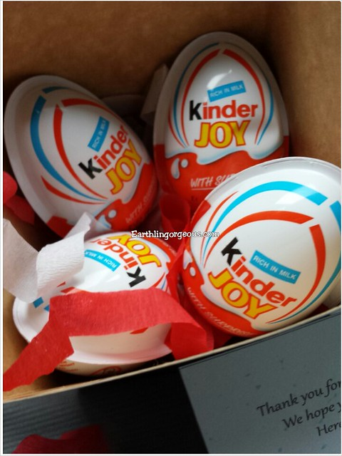 how much is a Kinder Joy Philippines