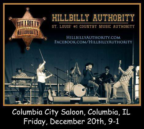 Hillbilly Authority 12-20-13