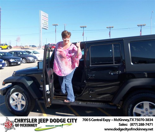 Happy Birthday to  Reynolds Motors from Callan Perry and everyone at Dodge City of McKinney! #BDay by Dodge City McKinney Texas