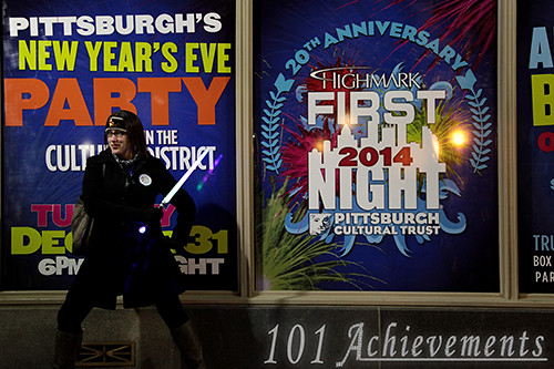 First Night 2014