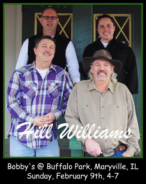 Hill Williams 2-9-14