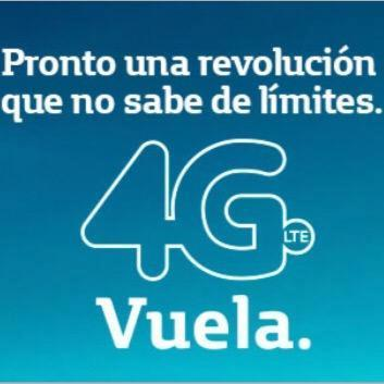 Logo 4G Movistar