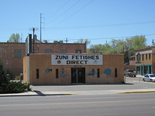 Picture from Gallup, New Mexico