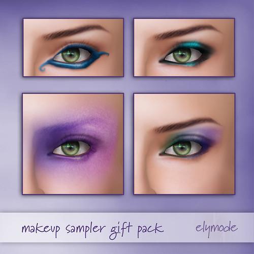 gfits at cosmetic's fair!