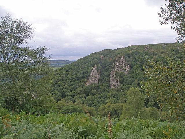 Dewerstone Crags, Dartmoor