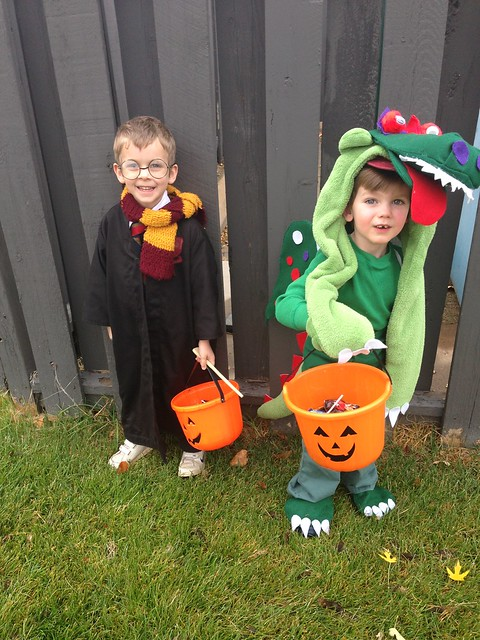Library Trick-or-Treat