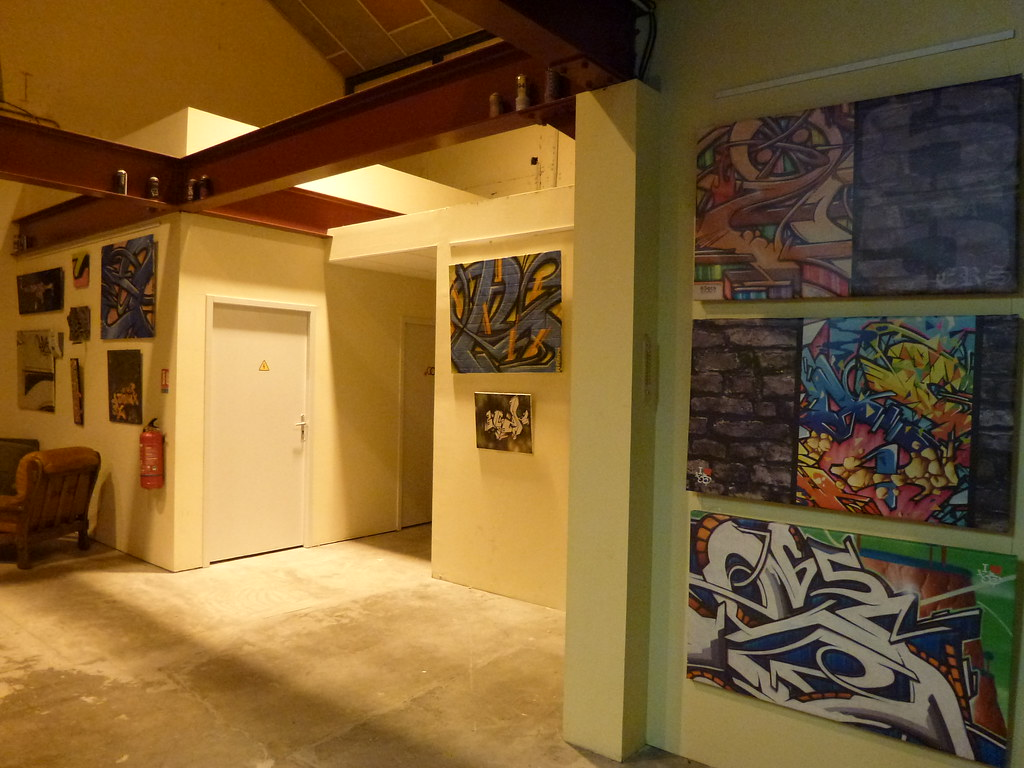Graffiti expo Tarbes