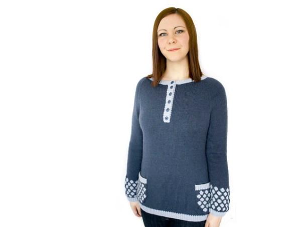 PolkaDot Sweater