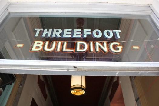 Threefoot Building, Meridian MS