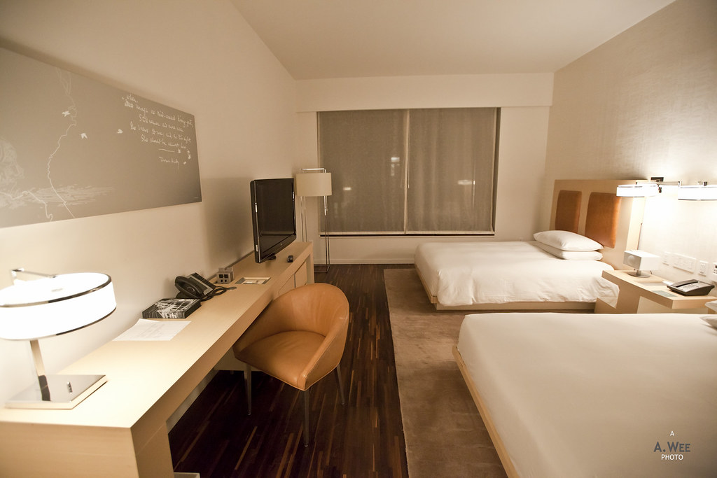 Andaz Standard Double Beds