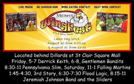 Midwest Wingfest 8-30, 8-31-13