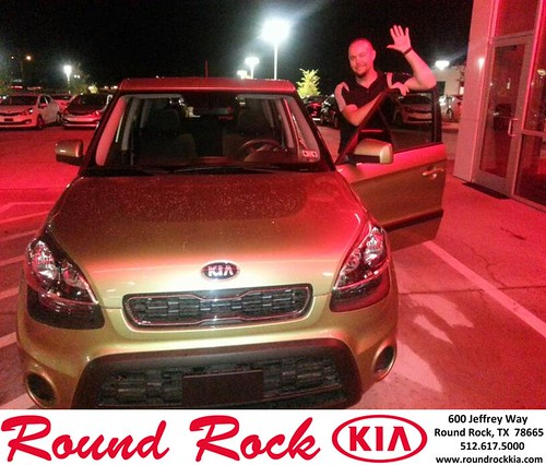 Thank you to Lynn Kearns on your new car  from Michael Glass and everyone at Round Rock Kia! by RoundRockKia