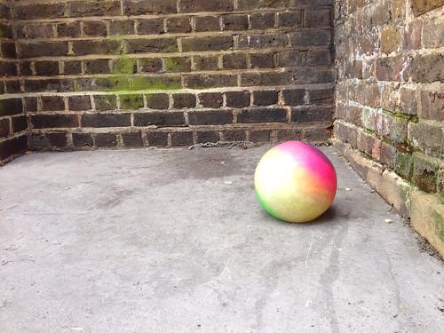 Fallen rainbow by Simon Sharville