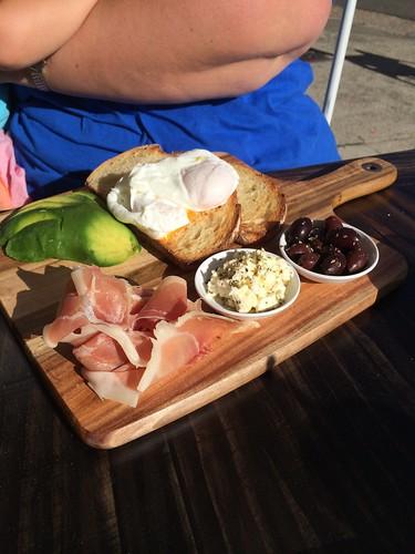 breakfast plate - Gasolina Kitchen and Espresso, Ramsgate