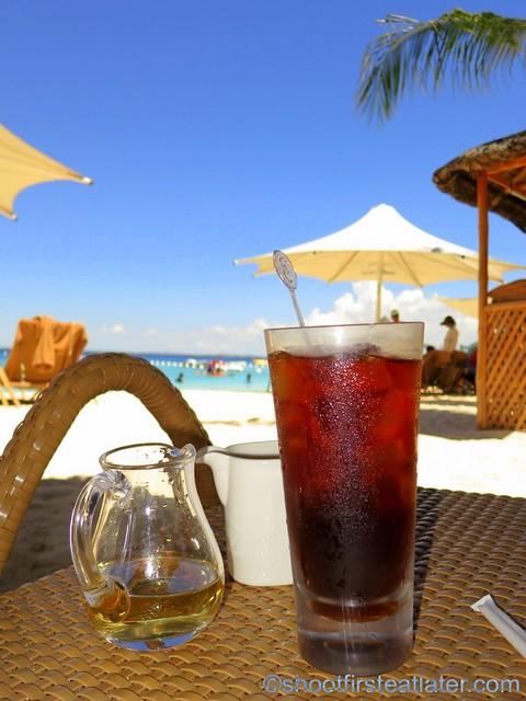 iced coffee P185