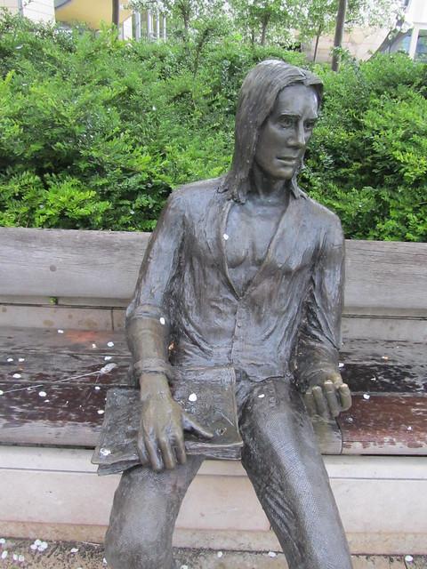 Thomas Chatterton statue, Bristol