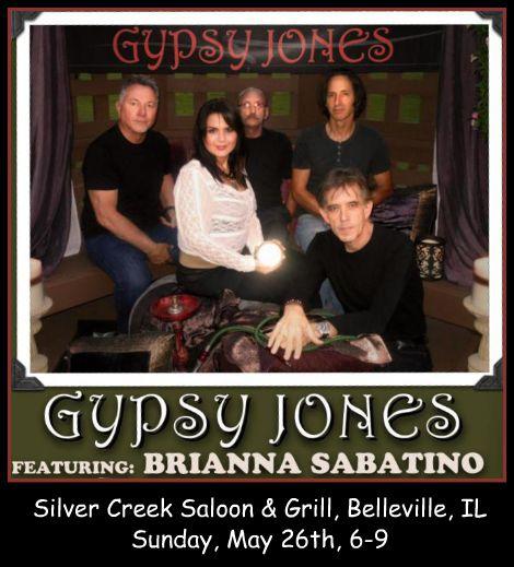 Gypsy Jones 5-26-13