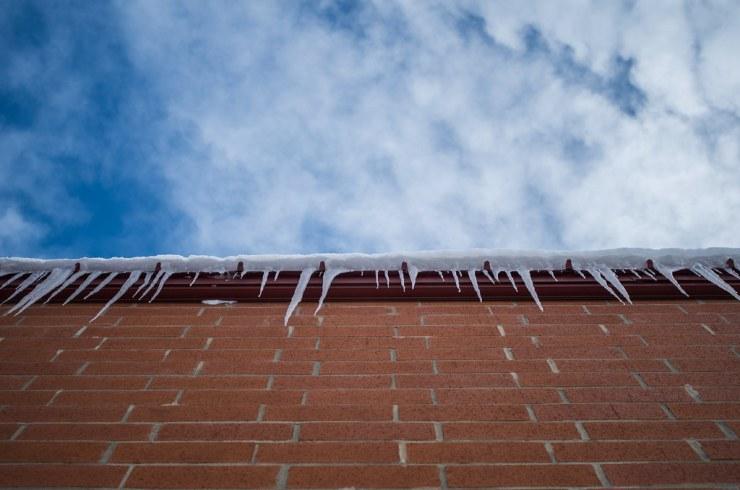 Brick and Ice