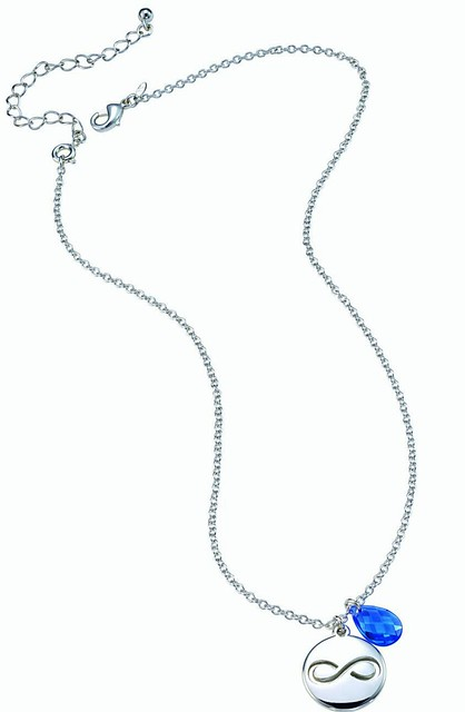 empowerment circle necklace by avon