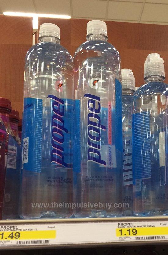Propel Electrolyte Water