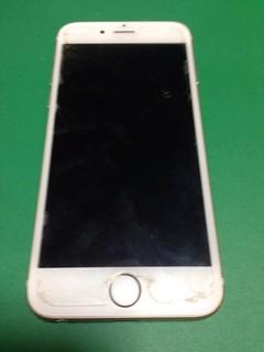 122_iPhone6のフロントパネル接触不良