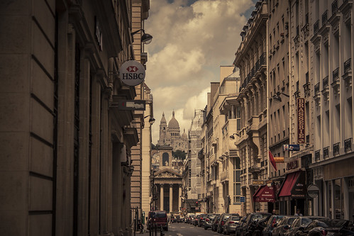 Le coeur de Paris (The Heart of Paris) - Photo : Gilderic