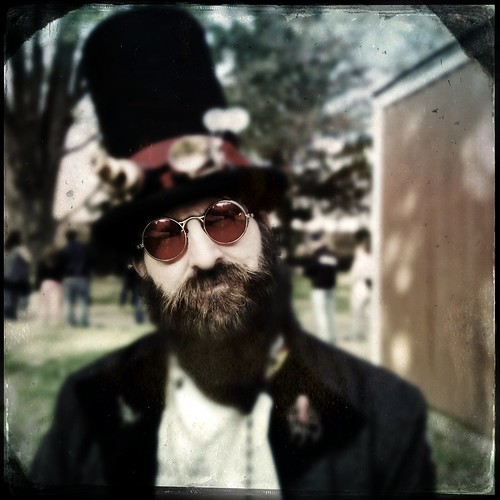 Professor Adam Smasher @ Steampunk City