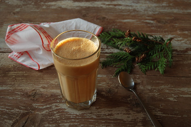 1-Pumpkin Gingerbread Smoothie