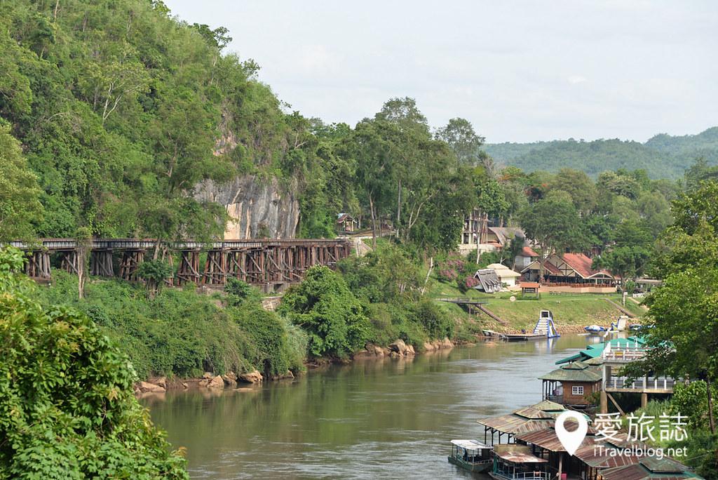 桂河大桥铁道之旅 The Bridge over the River Kwai (6)